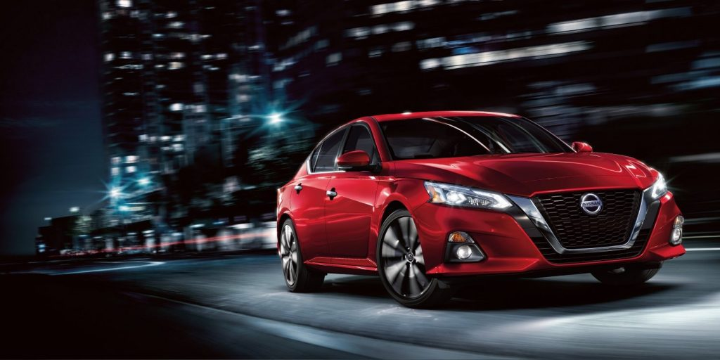 Marshall Motor Company Offers The 2019 Nissan Altima Near Wichita Kansas
