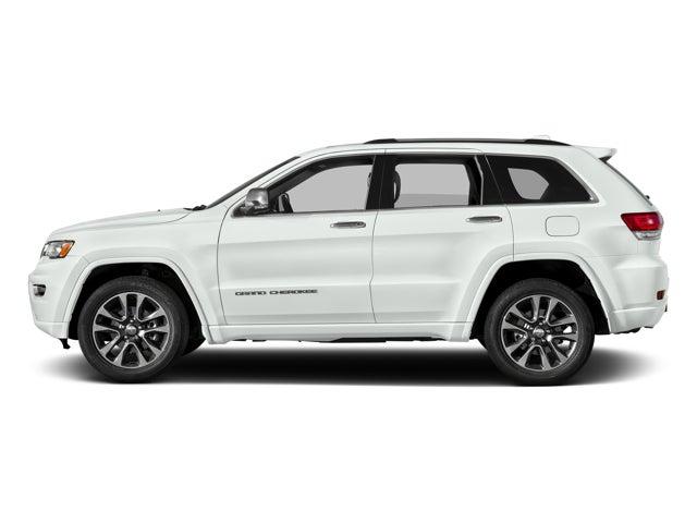 2017 Jeep Grand Cherokee Overland In Salina Ks Marshall Automotive Group