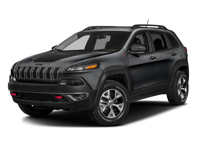 2016 Jeep Cherokee Trailhawk In Salina Ks Marshall Automotive Group
